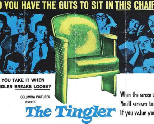 The Tingler Poster Horror Film Marketing