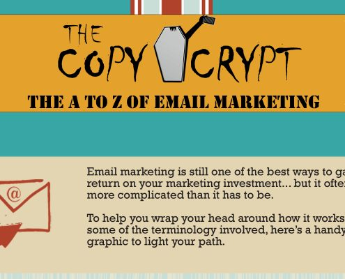 Copy Crypt Email Marketing A to Z